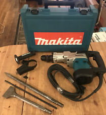 Makita Hr4010c 1 916 Inch Havt Rotary Hammer In Case With Bits Excellent