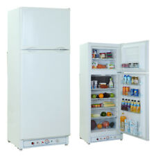 200QT AC Propane Refrigerator Freezer Off Grid Cabin Garage Recreational Vehicle