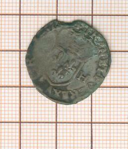 Douzain Henri III Paris