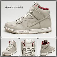 Nike Dunk Ultra Rain Jacket 845055-002 UK 8, EUR 42.5, USA 9 Stone & Crimson