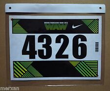 Race bib vinyl holders for medal hanger - 1 pack (20 pcs/pack)
