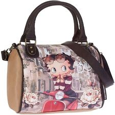 Sac Femme Disney Sac bowling ceinture d'épaule Betty Boop Vespa 94076