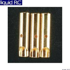 Great Planes MM3115 4mm Gold Bullet Connector Female