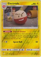 1x Electrode - 39/181 - Holo Rare - Reverse Holo Team Up Pokemon Near Mint