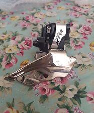 SHIMANO XTR FD-M986 ANTERIORE 34.9 Doppia Pull Deragliatore Mech XC 10 SPEED XC MTB BICI