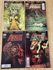 Avengers Academy #34 - #37 by Christos N. Gage Tom Grummett (2012, Marvel)