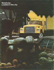 Truck Brochure - IH - Streetwise - Loadstar in the City (T2020)