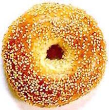 1 DOZ Fresh Bagels 1800nycbagels 1 dozen Sesame Seed Bagels $23.98