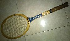 """Sport/Viaggi/Palla/Racchetta """" ADVANCE IN LEGNO """" Tennis"""