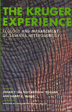 NEW The Kruger Experience: Ecology And Management Of Savanna Heterogeneity