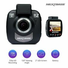 "Nextbase 112 Car Dash Dashboard Video Camera 2"" 720P HD DVR Cam NEW AAE"