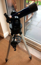Meade ETX-70AT Telescope with autostar , many extras inc. tripod and case