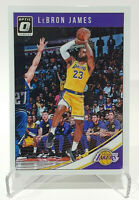 2018-19 Panini Donruss Optic LeBron James Lakers Card #94 NBA Basketball
