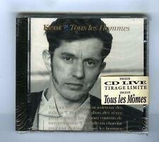 CD + CD PROMO (NEUF) KENT TOUS LES HOMMES (INCLUS CD LIVE PROMO TIRAGE LIMITE)