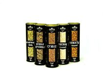 "Organic Spices Mix Set ""Instead of Salt"" 5 in 1, Herbs & Spices by PapaVegan"