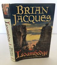 Redwall: Loamhedge : A Tale from Redwall by Brian Jacques (2003, Hardcover) 1/1