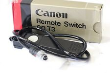 Genuine Canon EOS remote switch 60-T3 fits T90, T70, EOS RT camera etc BOXED