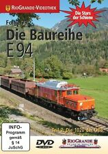 DVD Stars der Schiene 79 - Die Baureihe E 94 - Teil 2: Die 1020 der ÖBB