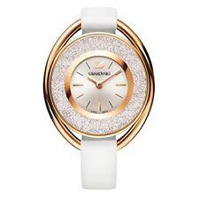 Swarovski Crystalline White Tone Orologio ovale Donna