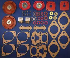 Mercedes Benz 190SL Solex Carburateur Réparation Kit Avec Secondaire Diaphragme