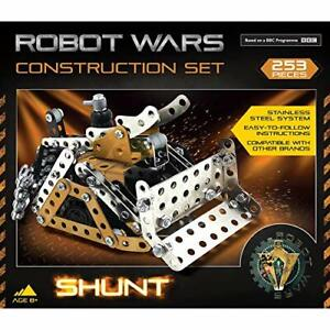 Robot Wars Shunt Construction Kit 253 Pieces *NEW & BOXED - FAST UK DISPATCH*