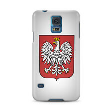 Poland National Symbol Eagle Samsung Galaxy S4 5 6 7 8 9 10 E Edge Note Case