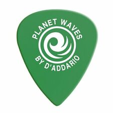 Planet Waves Duralin Precision Guitar Picks, Medium, 100 pack