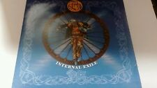 Fish /internal exile vinyl single record