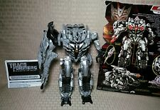 Hasbro Transformers Movie Leader Class Megatron Electronic