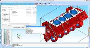 CondaCam LT , 2D 3D CAD CAM Software ,HSC-Milling, CNC Software
