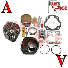 Can Am Mini Ds 90 Bombardier Ds90 Cylinder Head Piston Kit Gaskets 2002 - 2006 (Fits: Bombardier)