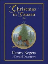 USED (GD) Christmas in Canaan by Kenny Rogers