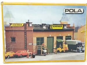 SCARCE WEST GERMANY VINTAGE POLA 816 HO - SCHENKER GOODS AND FREIGHT DEPOT