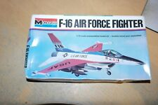 MONOGRAM 1:72 F-16 US AIR FORCE FIGHTER   5200