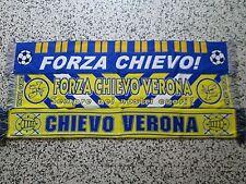 lotto 3 sciarpe CHIEVO VERONA FC club football calcio scarf bufanda lot a