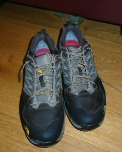Mens North Face walking Hiking shoes boot trainers  Brown Size 10 EU 44