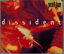 PEARL JAM - dissident (CD Sgl.) 7 Trks.