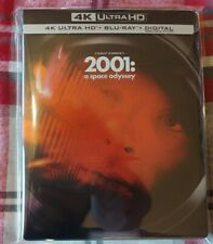 2001: A Space Odyssey (4K / Blu-ray) Best Buy Steelbook Soldout (No Digital)