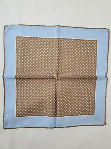 3 Different Corneliani Men 100% Silk Pocket Square Handkerchief Gift for Him NWT