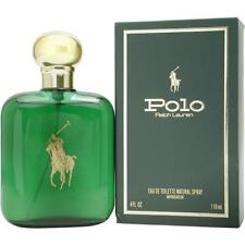 RALPH LAUREN POLO GREEN FOR MEN 118ML EDT SPRAY BRAND NEW & SEALED