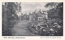 York Printed Collectable Norfolk Postcards