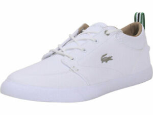 Lacoste Men's Bayliss-119-1-U Sneakers Classic Low Top White/White