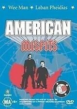 American Misfits  Skateboarding (DVD, 2004) Brand New Sealed - Region 4