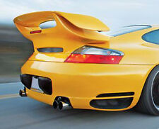 Porsche Gemballa style Avalanche GTR Trunk & Spoiler Wing for 996 Turbo 01 to 05
