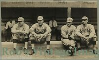 Babe Ruth AND Boston teamates 1915 Baseball photo Vintage print