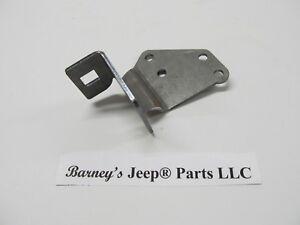 FITS AMC JEEP V8 304 360 401 ACCELERATOR CABLE AT CARBURETOR BRACKET 5357914 !