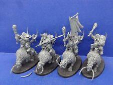 4 Mournfang Pack der Oger Königreiche 2
