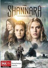 THE SHANNARA CHRONICLES -  DVD - REGION 4 - SEALED