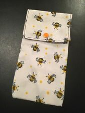 Bee Themed Glasses Case