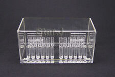 Dental Acrylic Organizer Holder Case Stand for Orthodontic Preformed Wire